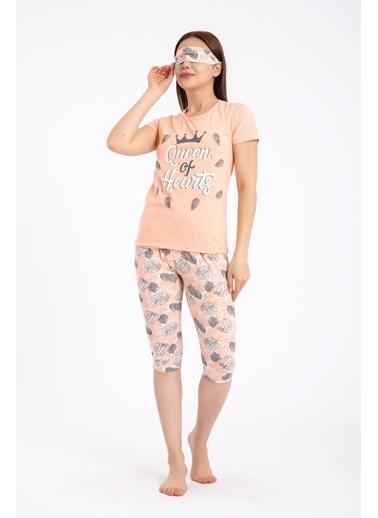 Pemilo Pijama Takım Oranj